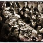 白馬でパーティー!(photo:Ishikawa-san)